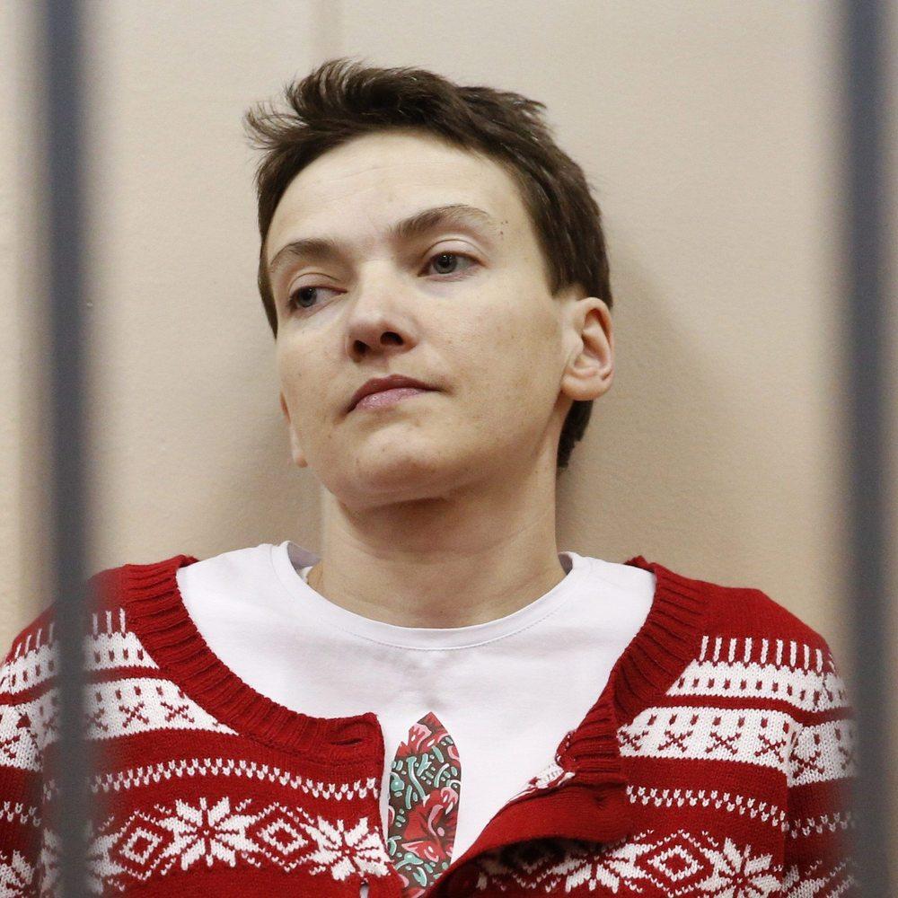 Савченко впевнена, що її звільнять завдяки переговорам