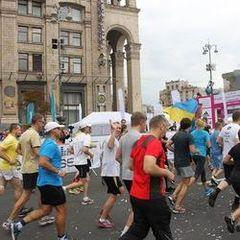 Українець переміг на міжнародному марафоні у Києві