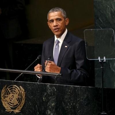 Барак Обама підняв питання російської агресії під час виступу на Генасамблеї ООН