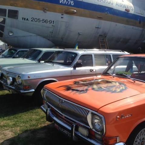 З 2 жовтня у Києві стартує фестиваль старовинних автомобілів Old Car Land-2015