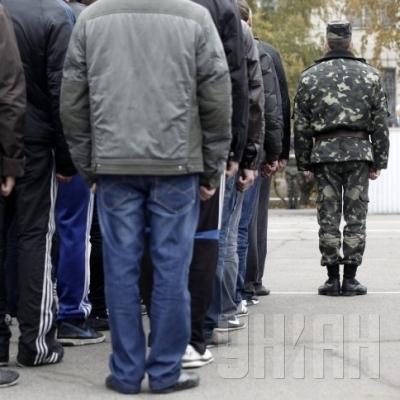 11 тисяч солдат підуть цієї осені до армії
