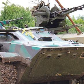 """Бійці """"Айдару"""" погрожують командуванню ЗСУ самовільно повернутися на позиції на Луганщині"""