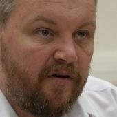 """Голова Національної ради """"ДНР"""" Пургін розповів про майбутнє """"ДНР"""""""