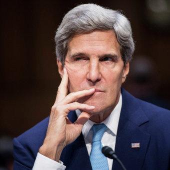 Несподівано: Керрі заявив про корисність для США присутності військ РФ у Сирії