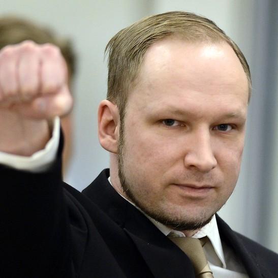 Норвезький масовий убивця Брейвік погрожує голодуванням, протестуючи проти умов свого ув'язнення