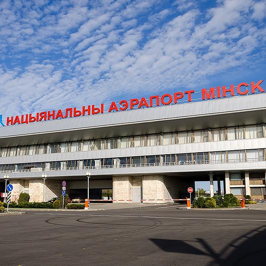 Білорусь готова стати транзитною для авіаперелетів з Росії до України