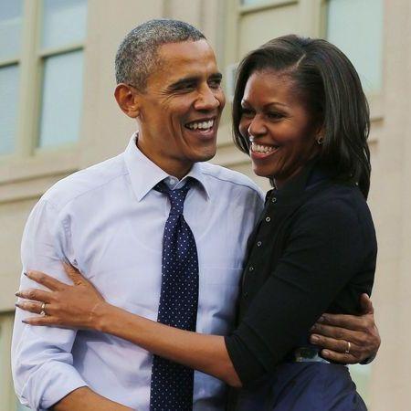Подружжя Обама відсвяткувало 25 річницю весілля