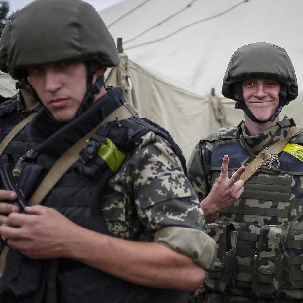 Для українських бійців організували безкоштовні курси англійської мови