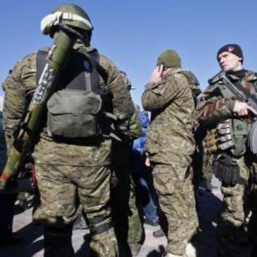 Уряд виключає амністію для бойовиків до проведення законних виборів на Донбасі