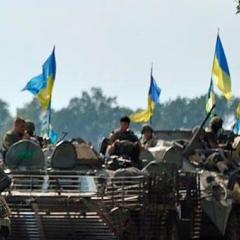 У штабі запевняють, що на Луганщині більшість танків ЗСУ залишили передову
