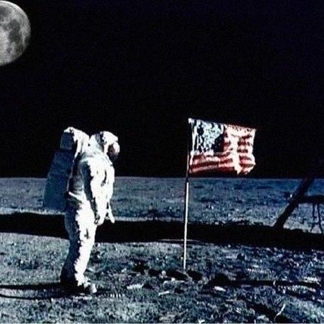 Росія буде доводити, що американці не літали на Місяць (ВІДЕО)