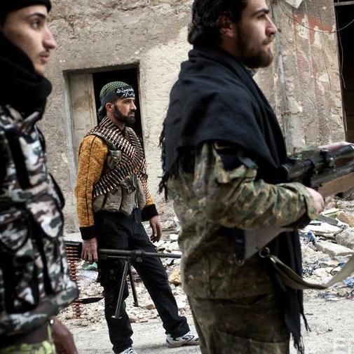 Сирійські повстанці вбили російського генерала та поранили трьох військових РФ (ВІДЕО)