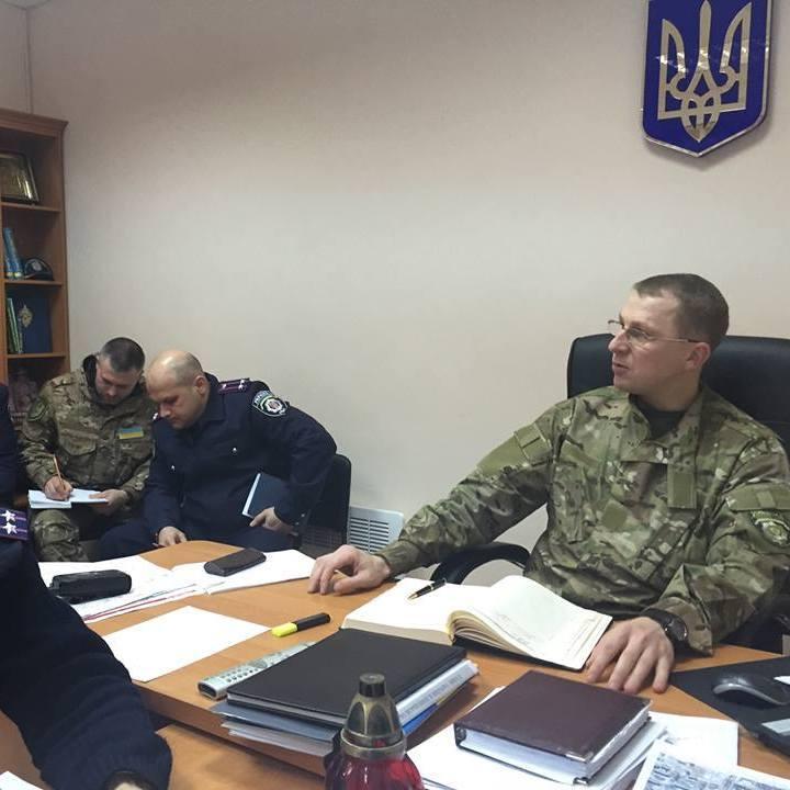 У Слав'янську затримали капітана міліції, що співпрацював з бойовиками