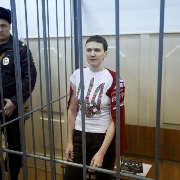 Міністр юстиції Росії допустив можливість передачі Савченко Україні