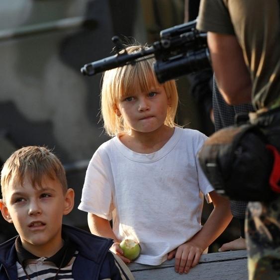 Діти біля зони АТО підриваються на розтяжках