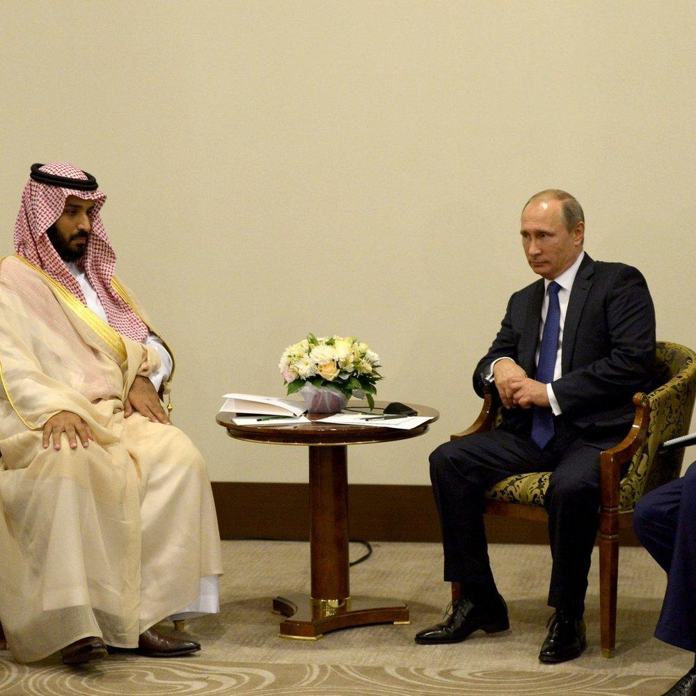 """Саудівський принц пригрозив Путіну """"небезпечними наслідками"""""""