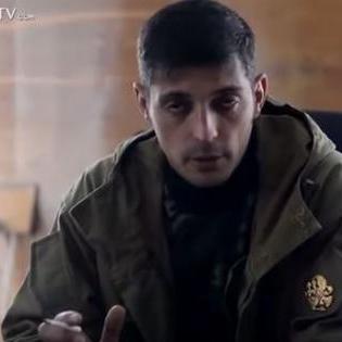 """Терорист """"Гіві"""" як і раніше готовий """"звільняти Донбас"""""""