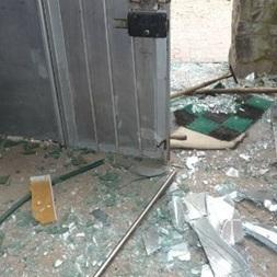 Під Кіровоградом біля редакції газети прогримів вибух