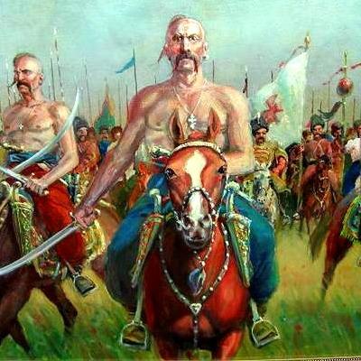 Українське козацьке військо творилося раніше за державу - Інститут національної пам'яті