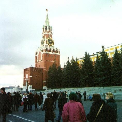 Росіянин хотів потрапити до Путіна, а опинився у психлікарні