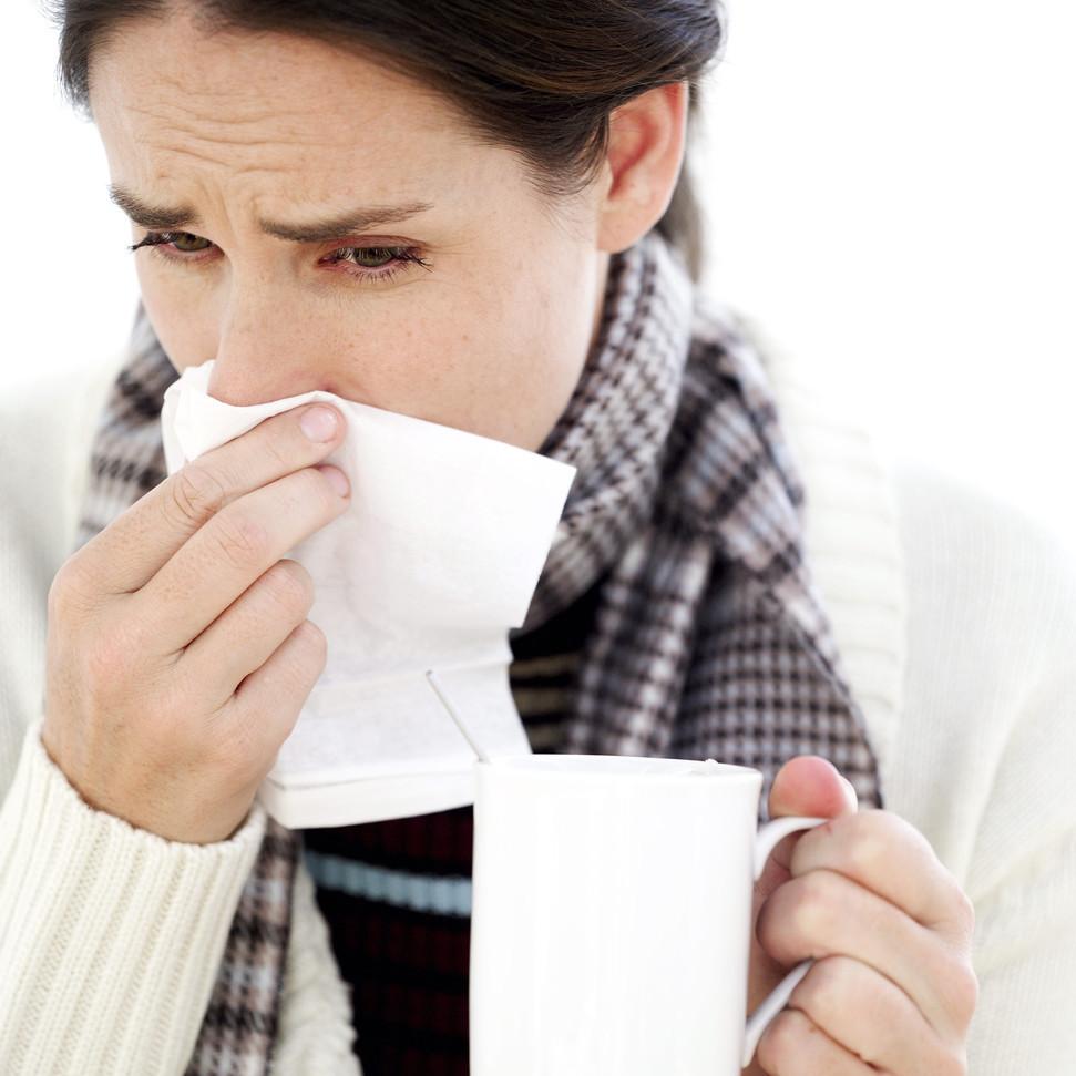 Київ б'є рекорд за кількістю хворих на грип і ГРВІ по Україні