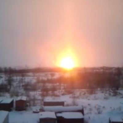 У Росії вибухнув газопровід