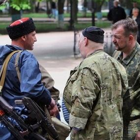 """Російські козаки задумали вчинити бунт у """"ЛНР"""" та створити власну республіку"""