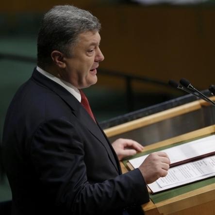 Порошенко планує зробити англійську другою робочою мовою в Україні