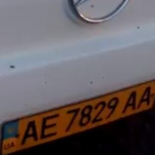 """У Дніпропетровську """"кіборга"""" вигнали з маршрутки під схвалення пасажирів (ВІДЕО)"""