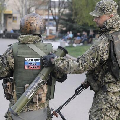 Бойовики накопичують техніку навколо Донецького аеропорту та чекають на підкріплення з Росії - Тимчук