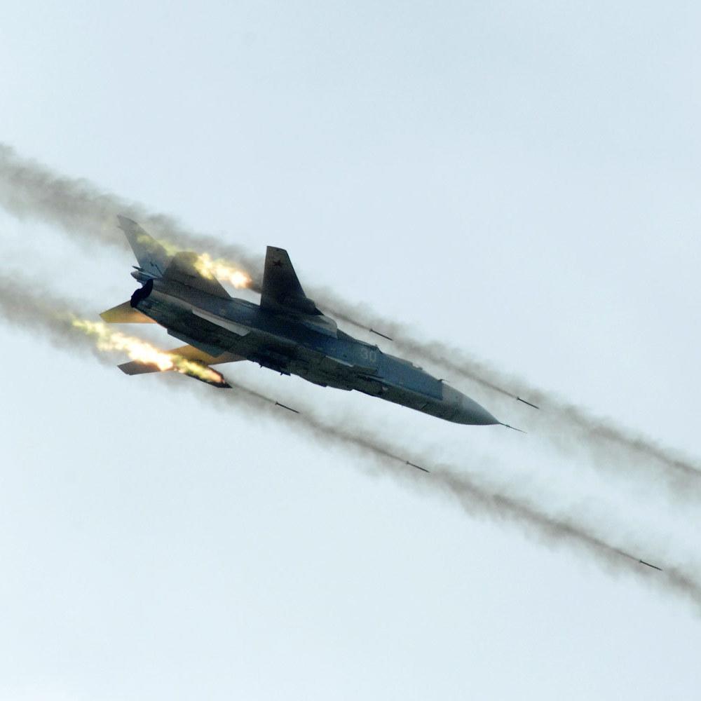 Через останні російські авіаудари загинули 42 мирних сирійці
