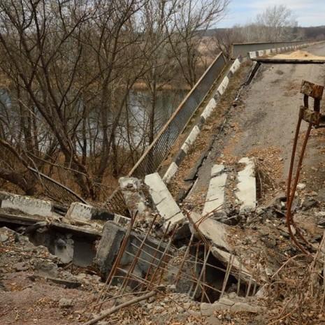 """""""ДНР"""" хоче діалогу з Україною щодо відновлення зруйнованих територій"""