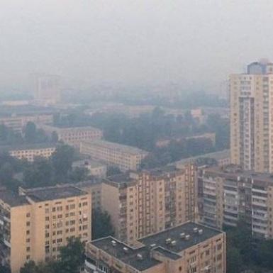 Лише в одному районі столиці виявлено перевищення максимальної концентрації шкідливих речовин