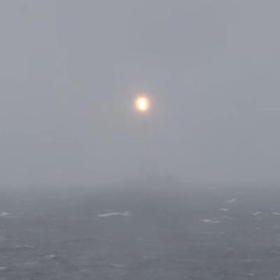 США перехопили балістичну ракету над Європою (ВІДЕО)