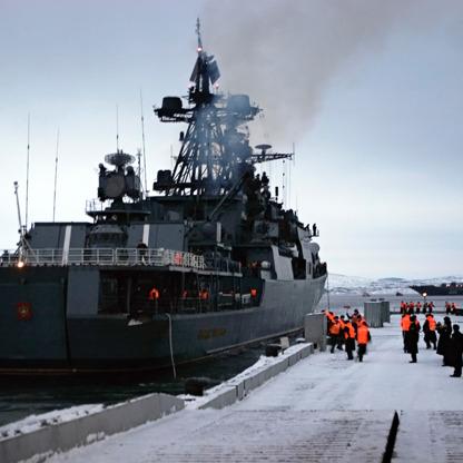 Росія побудувала в Арктиці гігантську військову базу