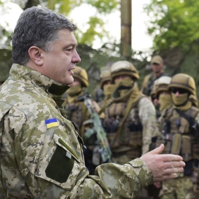 Порошенко заявив про відтермінування мобілізації