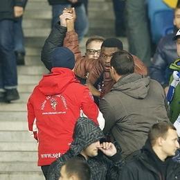 Динамо можуть виключити з Ліги чемпіонів через расизм фанатів