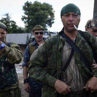 """Донбас: Бойовики формують батальйон """"Хрестоносець"""" для відправки до Сирії"""