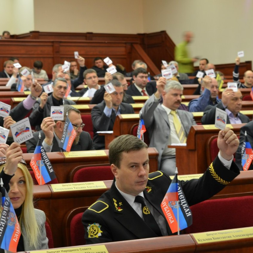 """У збіднілій """"ДНР"""" бояться рівня життя як в Україні"""