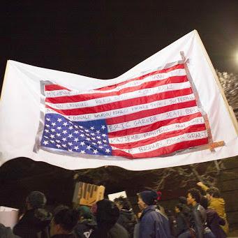 В США протестують проти поліцейської жорстокості