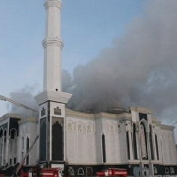 У Нігерії підірвали мечеть, є загиблі