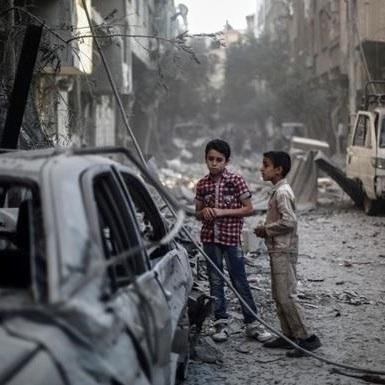 ООН відправила в Сирію зіпсоване печиво