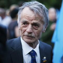 """""""Рішення Кримської кризи військовим шляхом неприпустиме"""",- Джемілєв"""