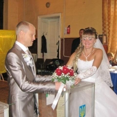 В Карпатах голосування стало весільною розвагою