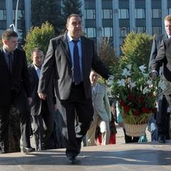 Охорону Плотницького здійснюють спецпризначенці РФ, які охороняють перших осіб за кордоном