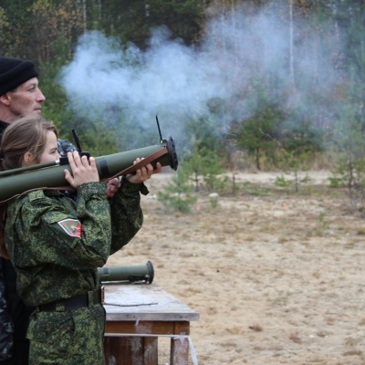 Росіяни вчать дітей з Горлівки вбивати (ВІДЕО)