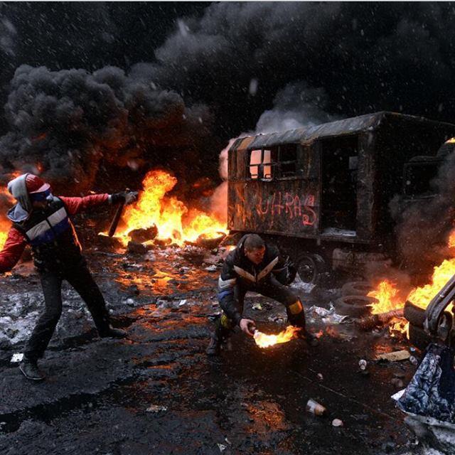 """Генпрокуратура побачила """"певний вплив"""" спецслужб РФ на події Майдану 2014"""
