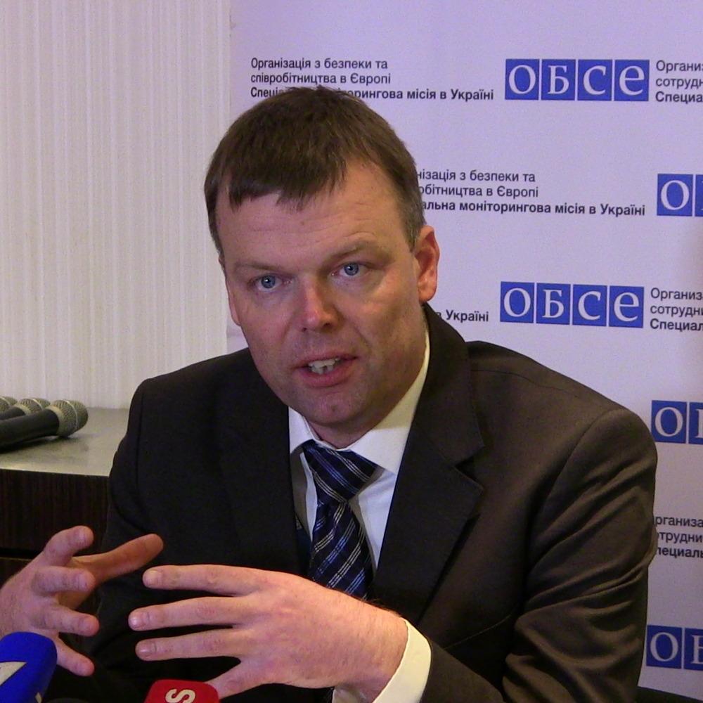 В ОБСЄ пояснили випадок з ГРУшником у складі місії