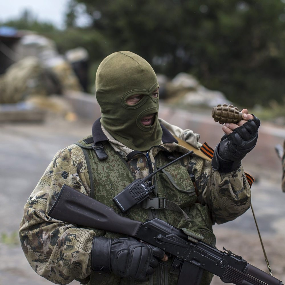 У зоні АТО бойовики торгують запчастинами військової техніки