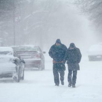 Киян будуть попереджати про снігопади SMS-повідомленнями